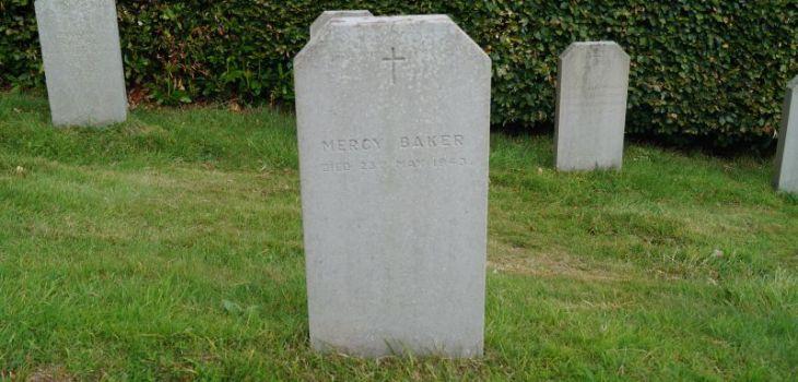 Mercy Baker