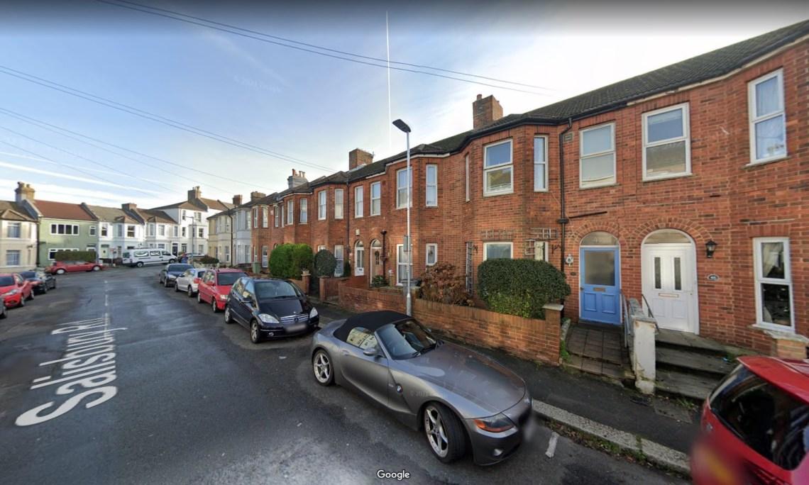 49 Salisbury Road, St Leonards