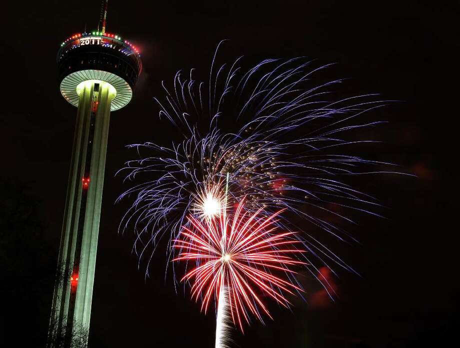10 Music Shows at Which to Rock In the New Year   SA Sound click image The Tower of Americas   KIN MAN HUI