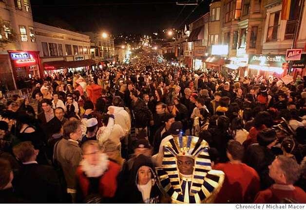 Old Castro Hallowe'en, San Francisco