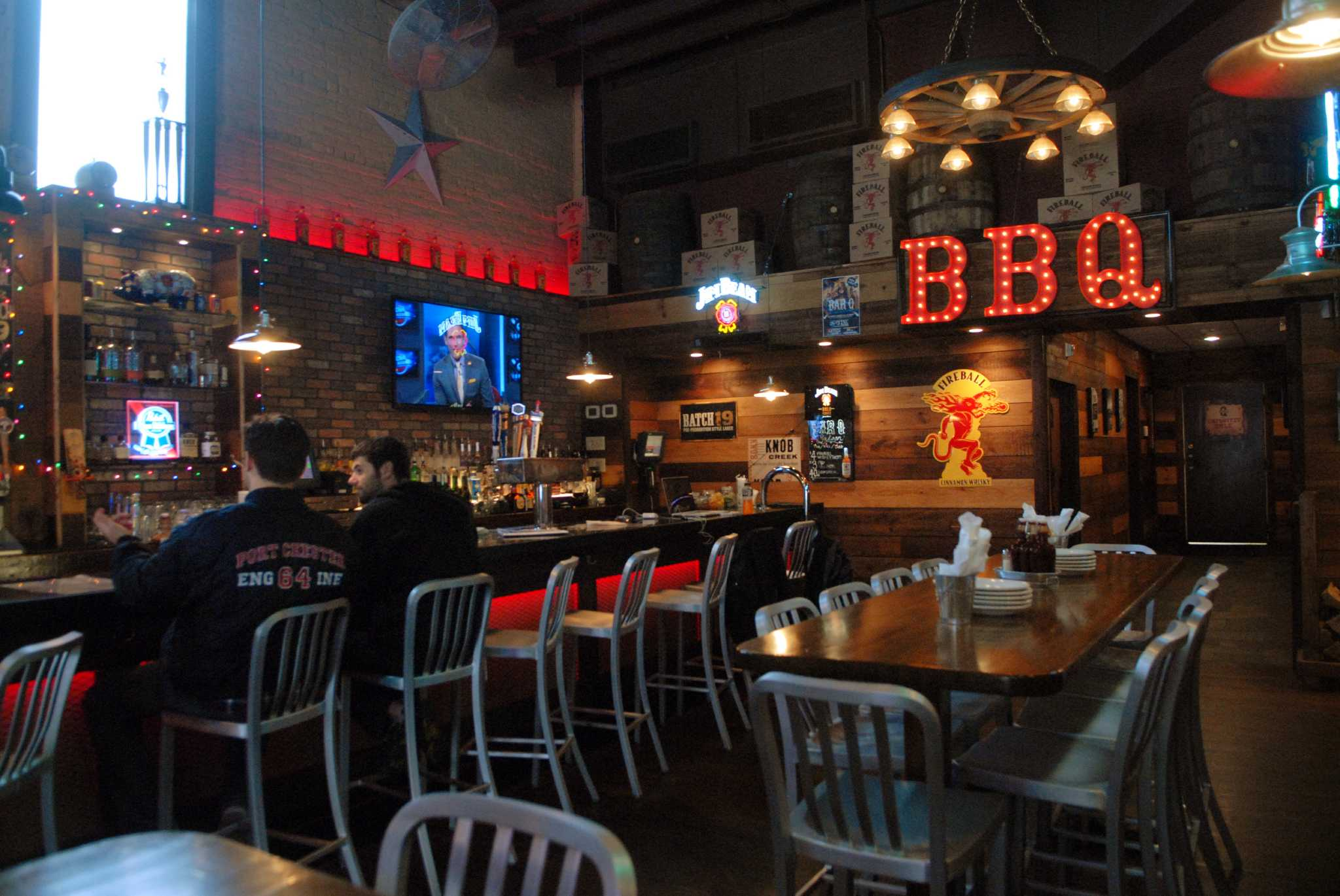 Bar Q Offers Darn Good BBQ In Stamford Connecticut Post