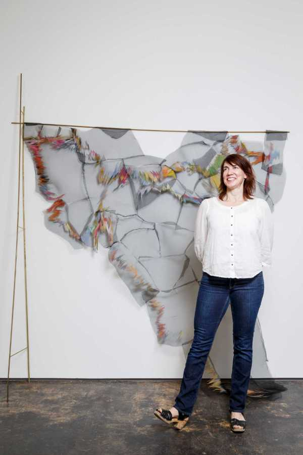 Jillian Conrad makes tracks with 'Ley Lines' - Houston ...