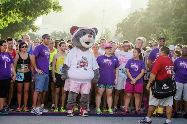 Komen Race for the Cure - Houston Chronicle