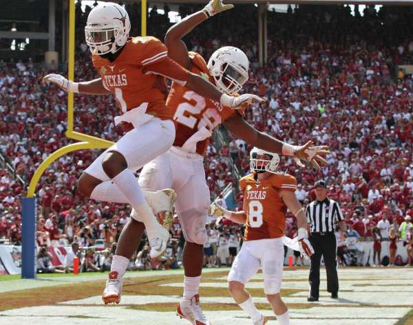 UT hopes dominant play here to stay - San Antonio Express-News