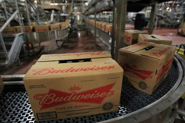 Anheuser-Busch's Houston plant produces 12 million barrels of beer a year. Its conservation efforts are saving a lot of water, company officials say.