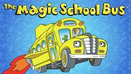 Magic School Bus, 1994. Join Ms. Frizzle as the Magic School Bus travels to outer space, under the sea, through an anthill — and even inside the human body! Find it on  Netflix