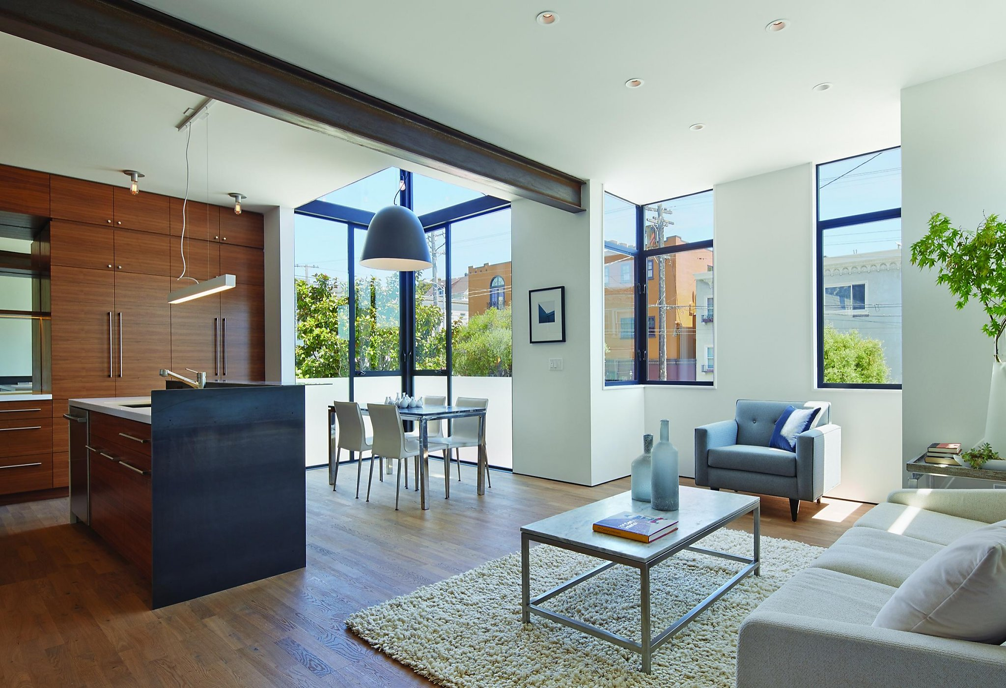 Bay Area Architects, Designers Build Creatively Under