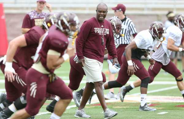 Four Texas State football players leaving the Bobcats ...