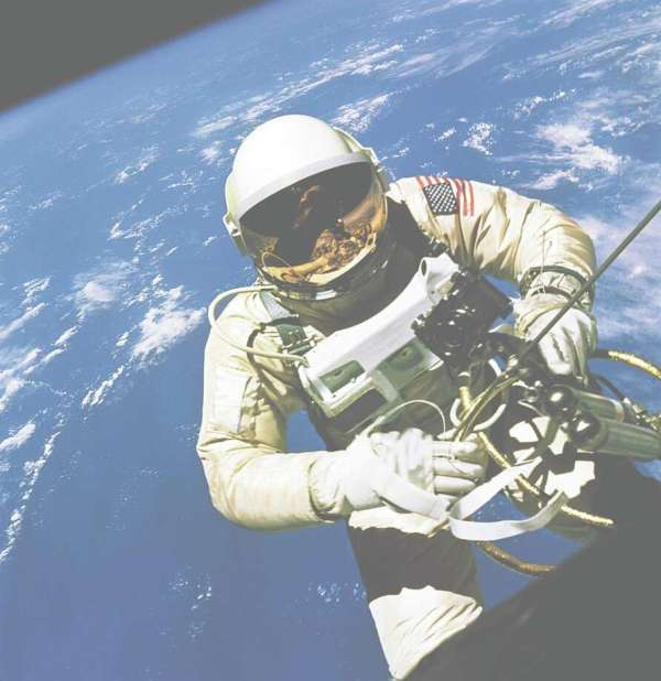 Houston was Command Central for first American spacewalk ...