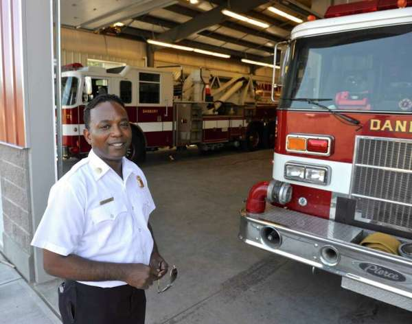 Danbury opens 'best fire training facility in the state ...