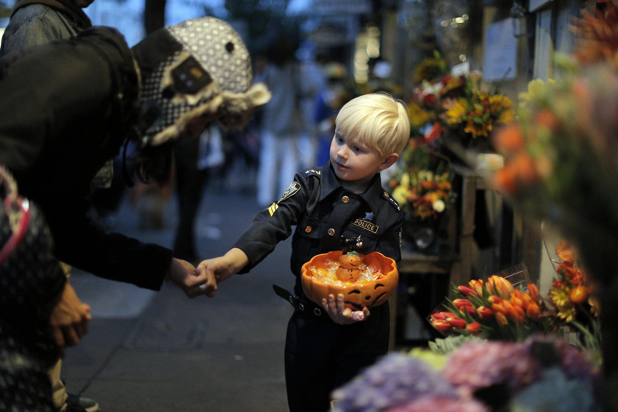 Best Places To Trick Or Treat On Halloween With Kids In