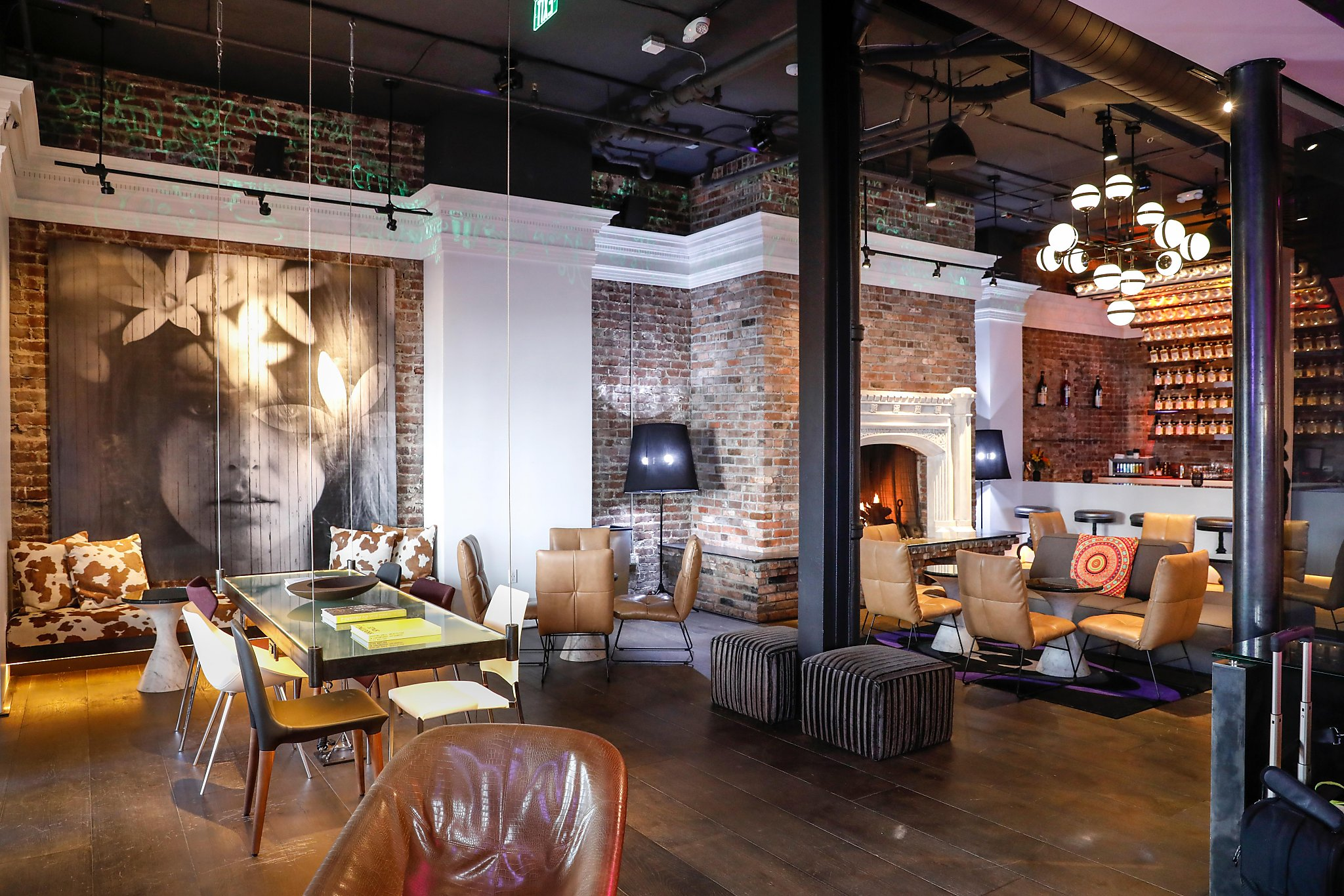 The Hottest Hotel Design Trend Hipster Inspired