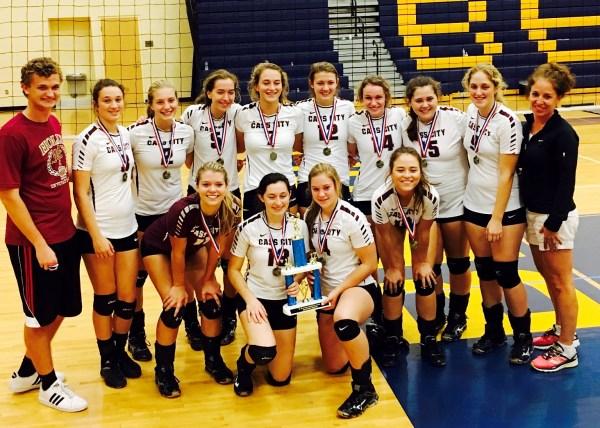 Cass City wins Mt. Morris Volleyball Tournament - Huron ...