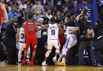 2017-18 NBA beef