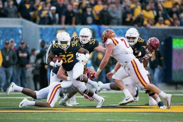 Big 12: West Virginia stuns Iowa St.; Baylor nets first ...