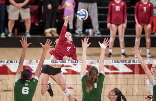 Stanford women's volleyball: New coach had a tough act to ...