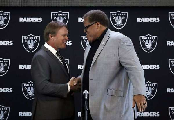 Raiders' GM McKenzie, Gruden are 'going to work together ...