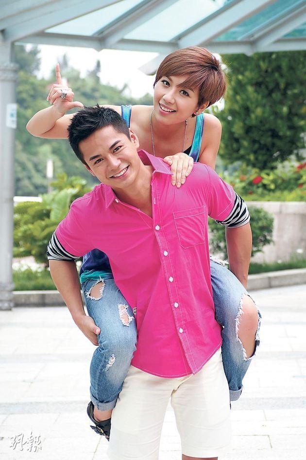 TVB娛樂八卦雜誌: 羅仲謙年尾買樓襯得起楊怡 黃智雯遲早同謙仔講「分手」