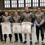 WW has Four Wrestlers moving  on to Northeast Regionals!