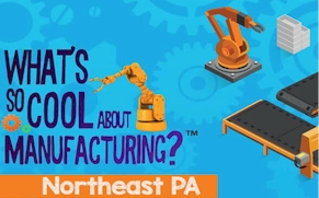 """VOTE for WWMS Student Video:  """"What's So Cool About Manufacturing?"""""""