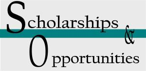 Scholarships & Career Opportunities – April 2018