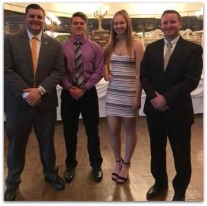LIAA 2018 Scholar Athletes Honored
