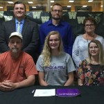 Morgan Wagner Commits to Chatham University
