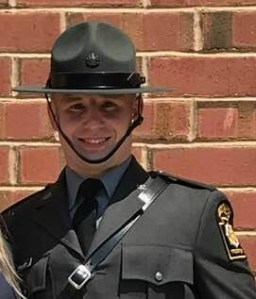 Western Wayne Alumni and Former Wrestler Casey Fuller Top Cop