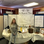 Western Wayne Student Makes Display for 2019 Pennsylvania Farm Show