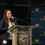 Middle School Teacher Inducted into Wilkes Athletic Hall of Fame