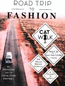 FASHION SHOW: MAY 31st – Road Trip to FASHION