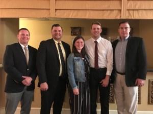 LIAA Scholar Athletes Honored