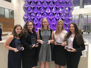 Western Wayne FBLA Students are National Winners