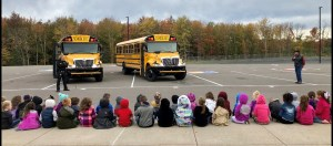 EverGreen Elementary Bus Safety