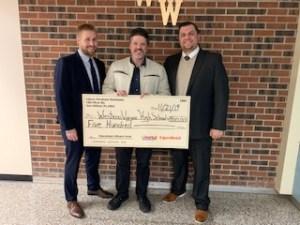 Western Wayne High School Receives 2019 ExxonMobil Grant