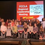Western Wayne High School Students Attend FCCLA Regional Leadership Meeting