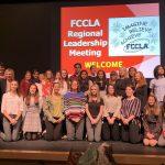 Western Wayne High School Students Attend FCCLA Regional Leadership Meeting