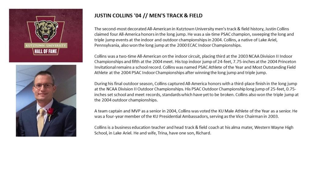 Congratulations Coach Collins!