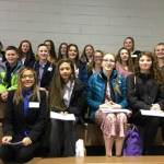 Western Wayne Students Present Research at the Pennsylvania Junior Academy of Science