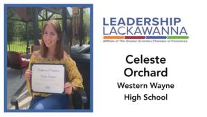 Celeste Orchard –  Tomorrow's Leaders Today 2019-20 Graduate