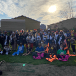 Western Wayne Band Virtually Entertains Community for Halloween