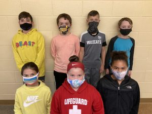 Western Wayne Fifth Grade Student Council Creates Digital Morning Announcements