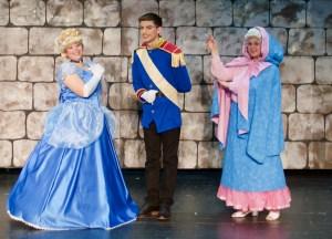 Western Wayne Drama Club to Perform Cinderella via Livestream