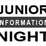 Junior Information Night