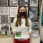 Western Wayne Middle School Student Recognized by NCTE