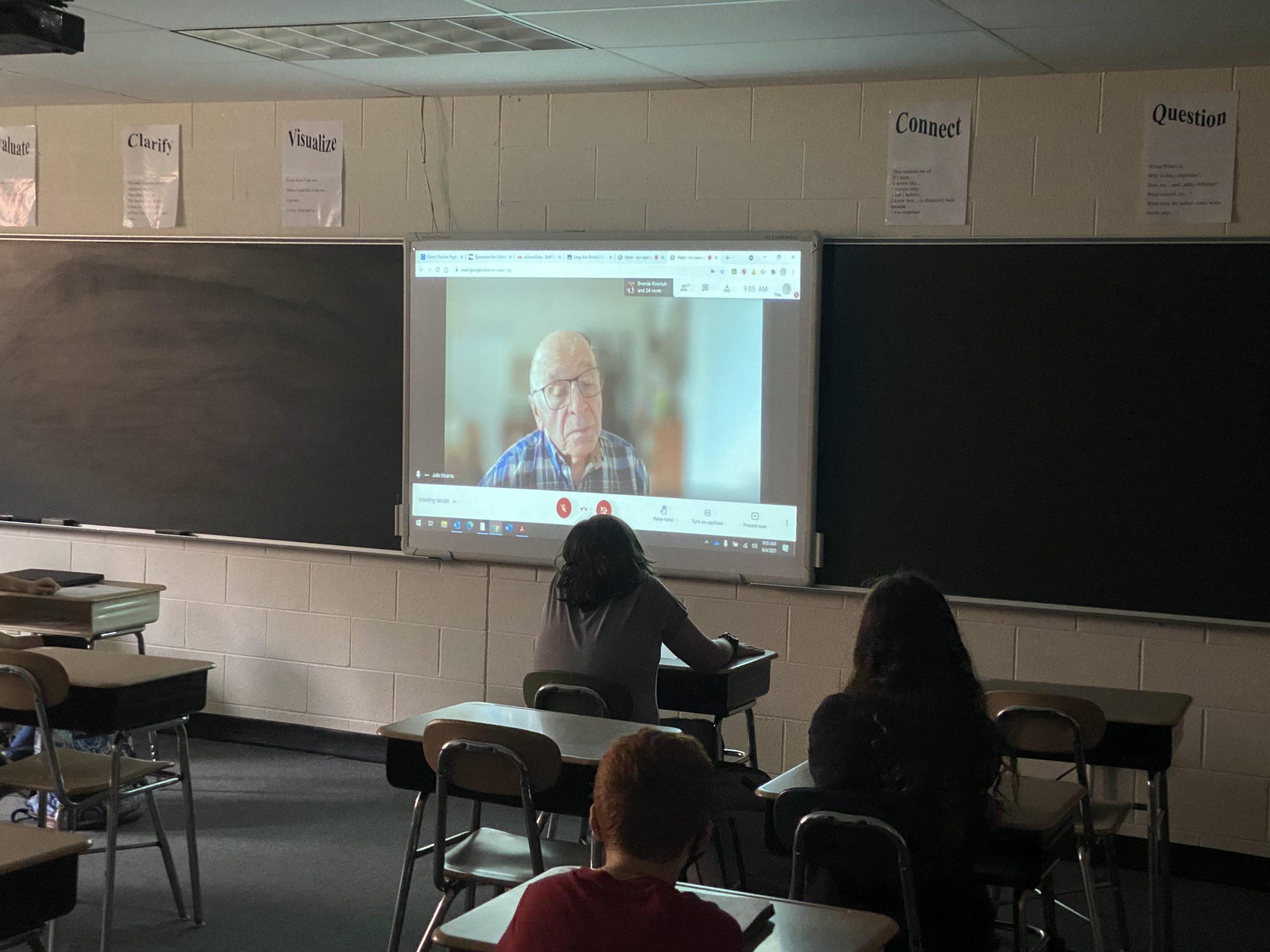 Middle School Hosts Holocaust