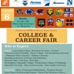 College Fair @WWHS – 10/6/21