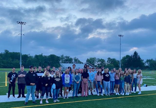 Western Wayne Class of 2022 Hosts Senior Sunrise