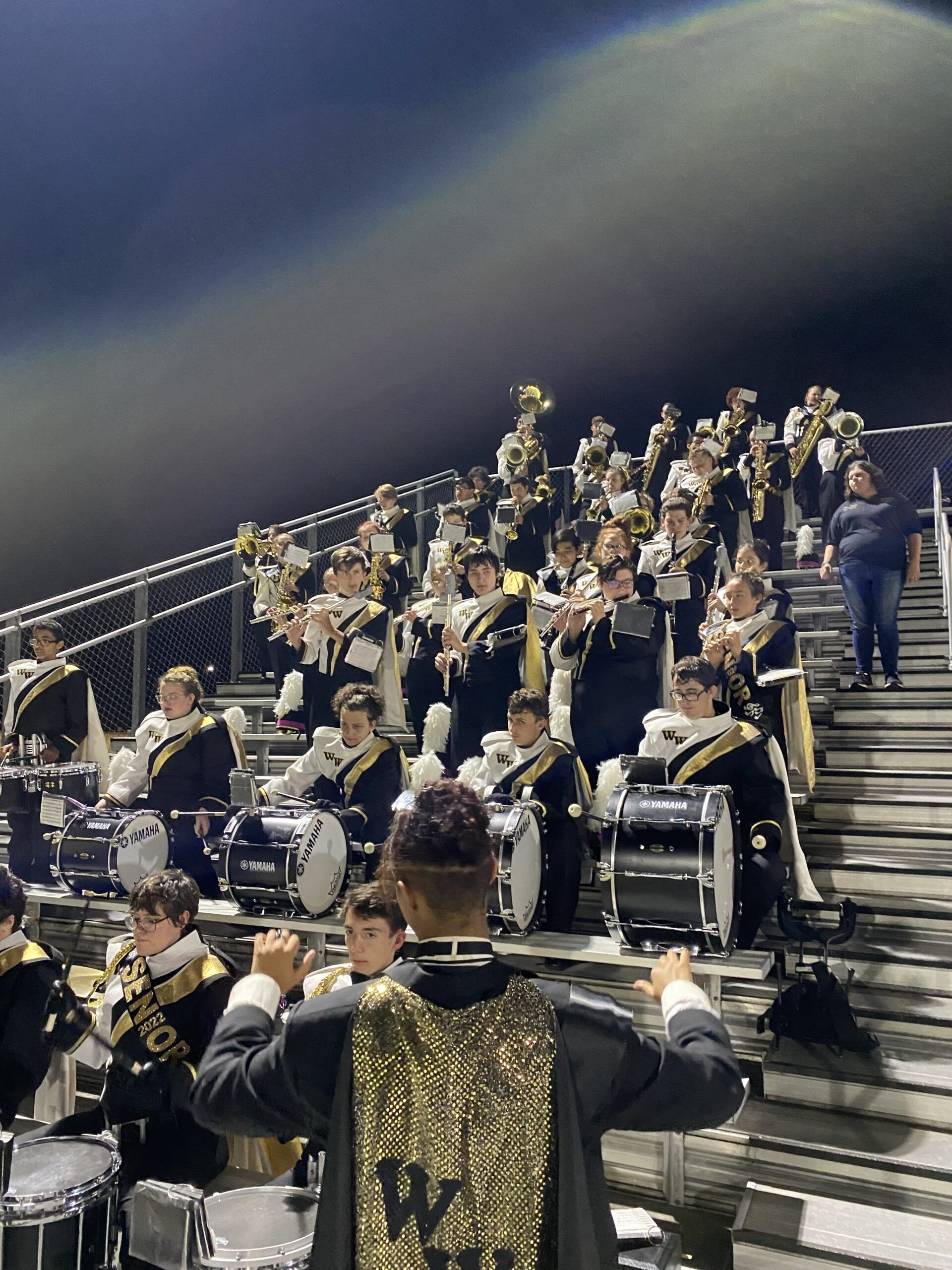 Public Invited to WW Cavalcade of Bands on Thurs. Oct. 14