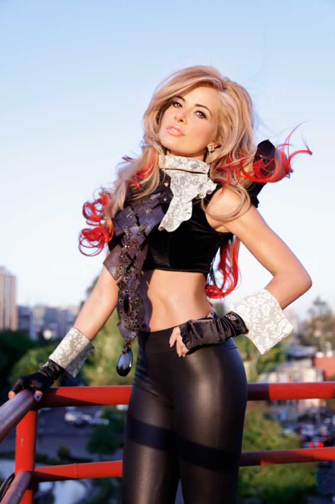 Gloria Trevi S Blond Ambition San Antonio Express News